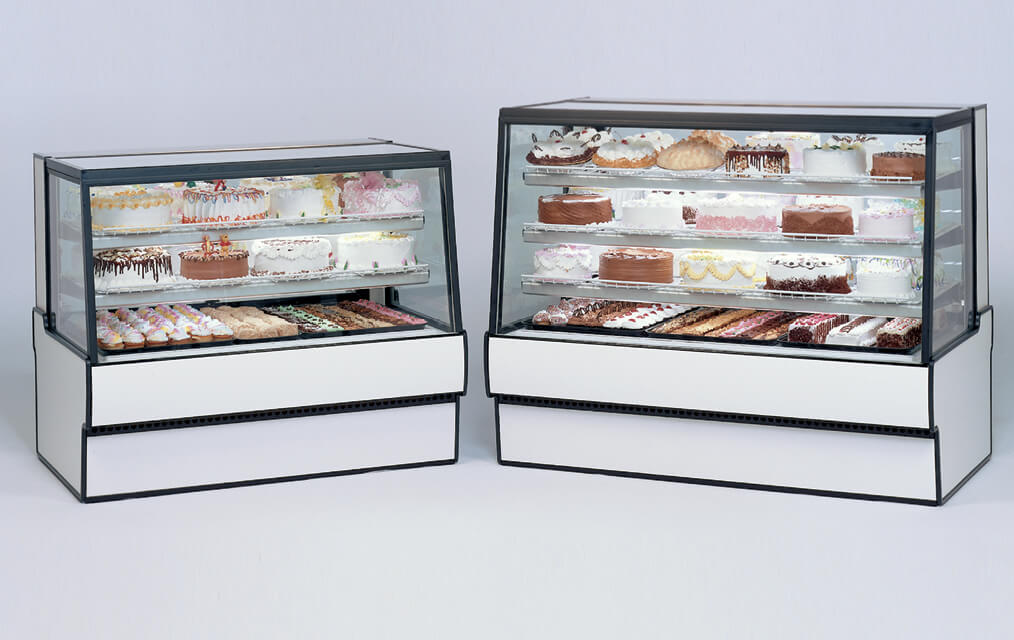 HIGH VOLUME REFRIGERATE BAKERY CASE SGR3642 AND SGR5048