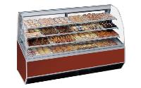 SERIES '90 NON-REFRIERATED BAKERY CASSE - RED