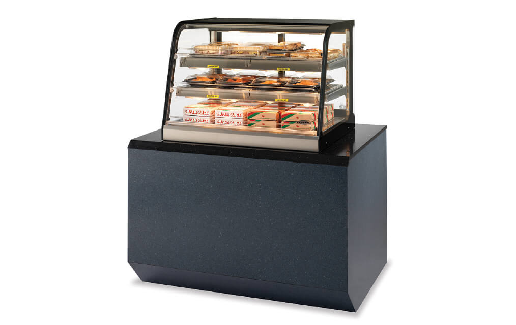 COUNTER TOP SIGNATURE SERIES HOT SELF SERVE CH3628SS