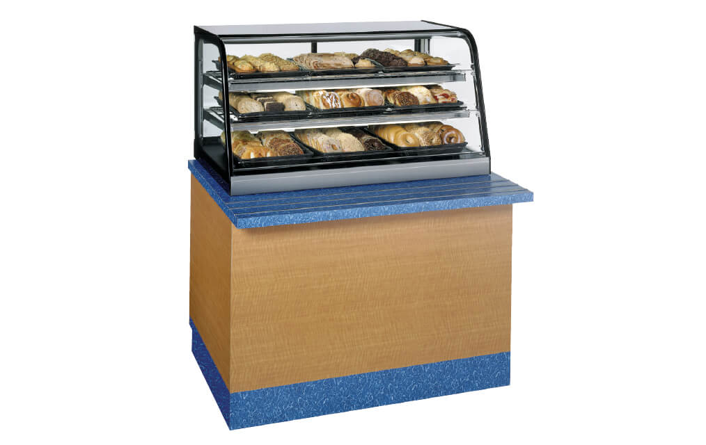 COUNTER TOP SIGNATURE SERIES NON-REFRIGERATED SELF SERVE