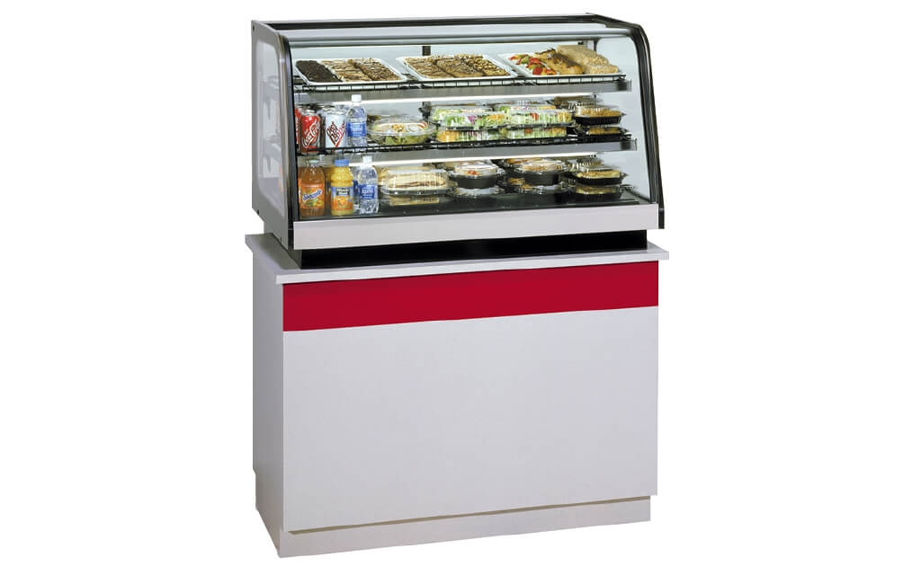 COUNTER TOP SIGNATURE SERIES REFRIGERATED REAR OR BOTTOM MOUNT CRR3628 CRB4828