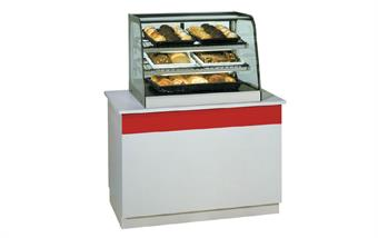 COUTER TOP SIGNATURE SERIES NON REFRIGERATED SERVICE CASE