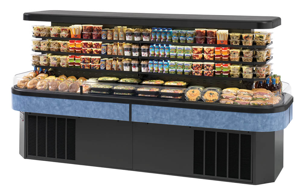 ISLANDMERCHANDISER-REFRIGERATEDIMSS120SC-3STOCKIMAGE
