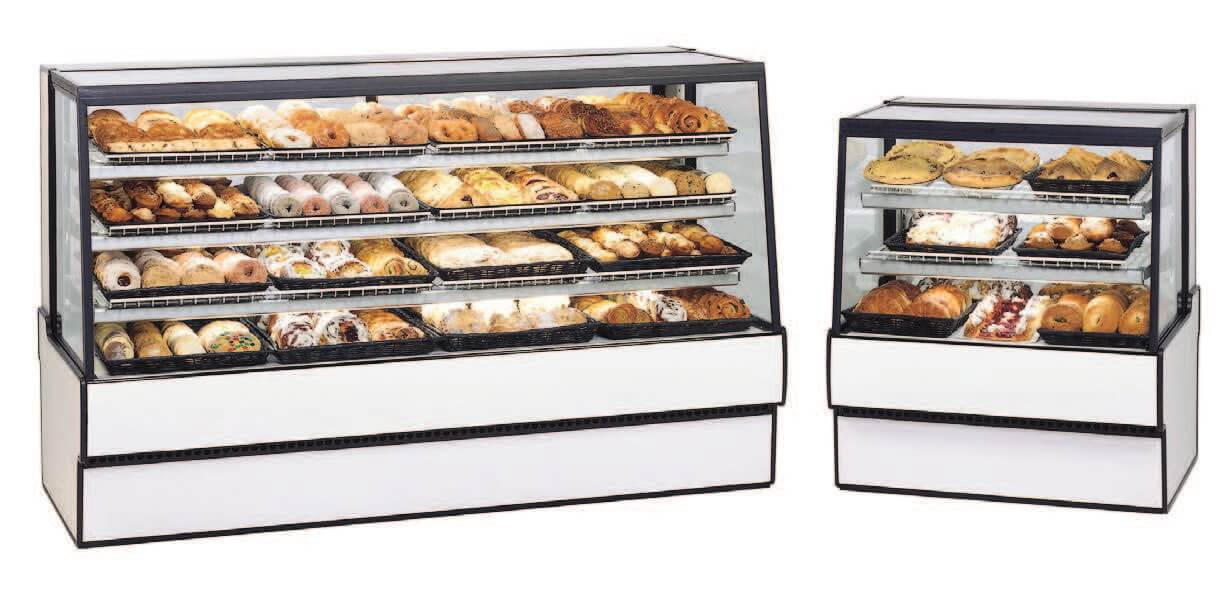 SGD3642 HIGH VOLUME NON-REFRIGERATED BAKERY CASE