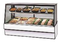 SGR3648CD HIGH VOLUME REFRIGERATED DELI CASE