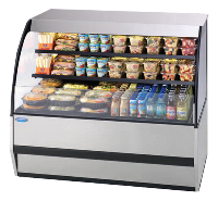 versatale-service-top-over-refrigerated-self-serve-ssrvs-5042-stainless-steet-with-sneeze-guard